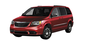 2012 Chrysler Town and Country Touring-L 4D Passenger Van