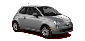2012 Fiat 500 Pop Hatchback 2D