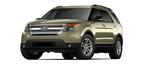 2012 Ford Explorer FWD 4dr XLT