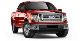 2012 Ford F-150 SuperCrew 5.5' Box Lariat
