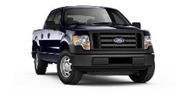 2012 Ford F-150 4D SuperCrew