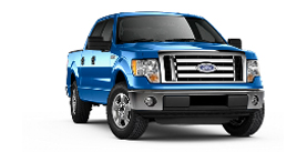2012 Ford F-150 2WD SuperCrew 145 XLT
