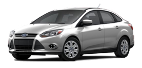 2012 Ford Focus SE Sedan 4D