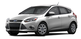 2012 Ford Focus SE Hatchback 4D