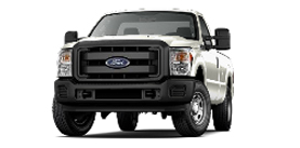 2012 Ford Super Duty F-250 Regular Cab 8' Box XL