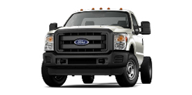 2012 Ford Super Duty F-350 Regular Chassis Cab XL