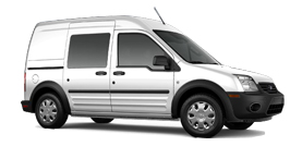 2012 Ford Transit Connect Includes side/rear door glass XLT