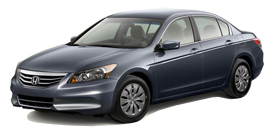 2012 Honda Accord LX Sedan 4D