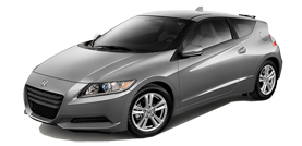 2012 Honda CR-Z  2D Coupe