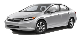 2012 Honda Civic Natural Gas w/Navi
