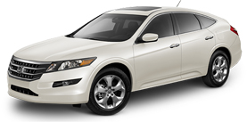 2012 Honda Crosstour With Leather and Navigation EX-L V-6