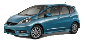 2012 Honda Fit Sport Hatchback 4D