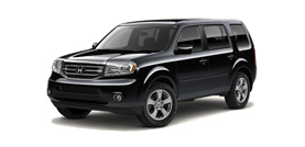 2012 Honda Pilot With Leather and RES EX-L