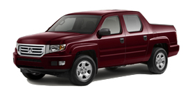 Chula Vista Honda: 2012 Ridgeline RT