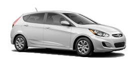 2012 Hyundai Accent 4D Hatchback