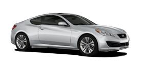 2012 Hyundai Genesis Coupe 2.0T Premium 2D Coupe