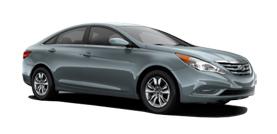2012 Hyundai Sonata GLS 4D Sedan
