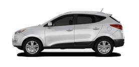 2012 Hyundai Tucson 4D Sport Utility