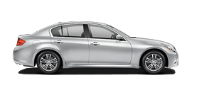 2012 Infiniti G25 Sedan Journey