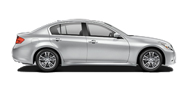 2012 Infiniti G37 Sedan Journey