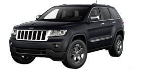 2012 Jeep Grand Cherokee LIMI