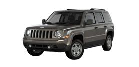 2012 Jeep Patriot FWD 4dr Sport