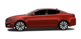 2012 Kia Optima 4dr Sdn 2.4L Auto EX
