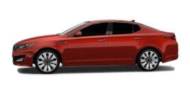 2012 Kia Optima 2.4L GDI I-4 LX