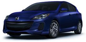 2012 Mazda MAZDA3 5dr HB i Touring