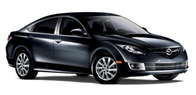2012 Mazda Mazda6 i Touring Sedan 4D