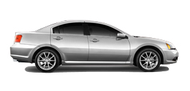 2012 Mitsubishi Galant SE w/Leather