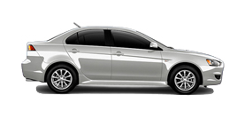 2012 Mitsubishi Lancer SE AWD