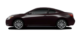 2012 Nissan Altima Coupe Xtronic CVT 3.5 SR