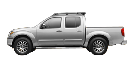 2012 Nissan Frontier Crew Cab 4.0L Automatic Pro-4X