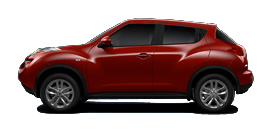 2012 Nissan Juke 1.6L DIG Turbo CVT SL