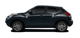 2012 Nissan Juke 1.6L DIG Turbo CVT SV