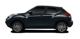 2012 Nissan JUKE SV