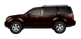 2012 Nissan Pathfinder 2WD 4dr V6 SV