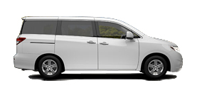 2012 Nissan Quest 3.5 Xtronic CVT SV