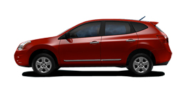 2012 Nissan Rogue 2.5L I4 S