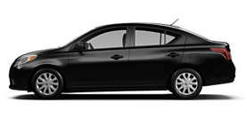 2012 Nissan Versa 1.6 Automatic 1.6 S