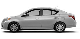 2012 Nissan Versa 4dr Sdn CVT 1.6 SV