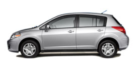 2012 Nissan Versa 1.8 Manual 1.8 S