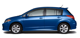 2012 Nissan Versa 1.8 Xtronic CVT 1.8 SL