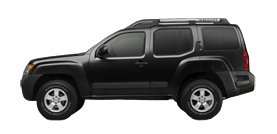 2012 Nissan Xterra 4.0L Automatic S