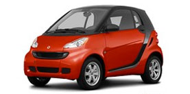 2012 Smart Fortwo Passion 2D Coupe