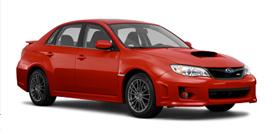2012 Subaru Impreza Wagon WRX WRX