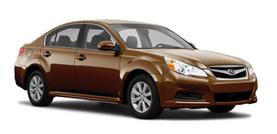2012 Subaru Legacy 2.5i 4D Sedan