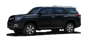 2012 Toyota 4Runner 4.0L Automatic SR5