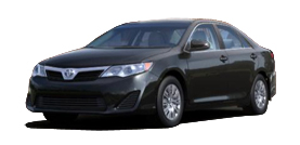 2012 Toyota Camry 2.5L Automatic LE